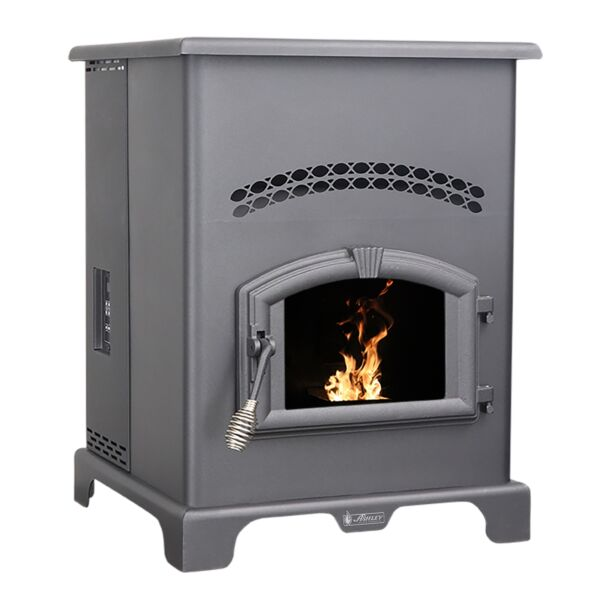 2200 Sq Ft EPA Certified Pellet Stove with 130 lb Hopper $2754.03