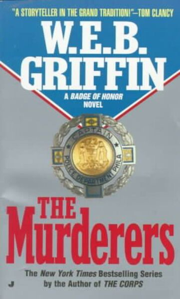 The Murderers by W.E.B. Griffin (English) Mass Market Paperback Book Free Shippi