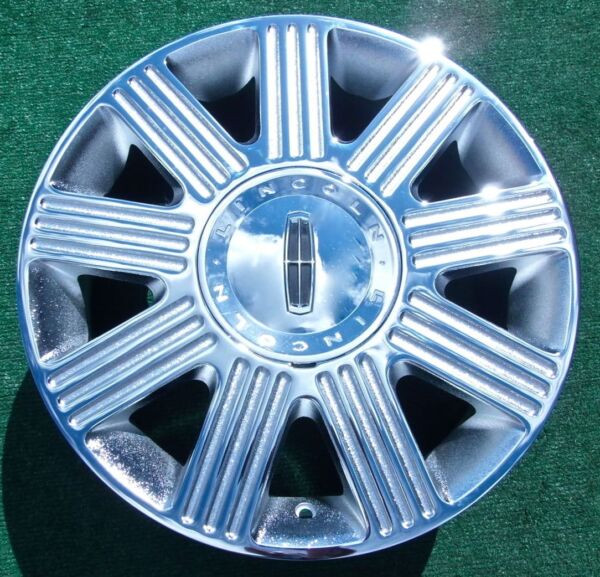 NEW 2003 2004 2005 CHROME Lincoln TOWN CAR TownCar OEM Factory Style WHEEL 3502