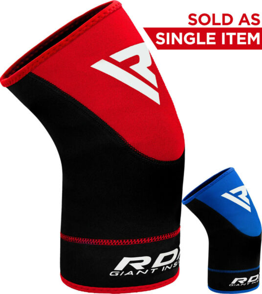 RDX Gel Neoprene Brace Knee Support For Joint Pain Sports Fitness Work Cap Gym U