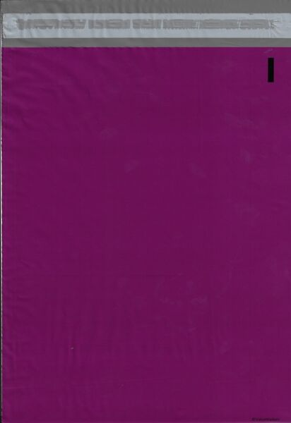200 10x13 PURPLE Poly Mailers Shipping Envelopes Boutique Quality Bags 100 % Bst