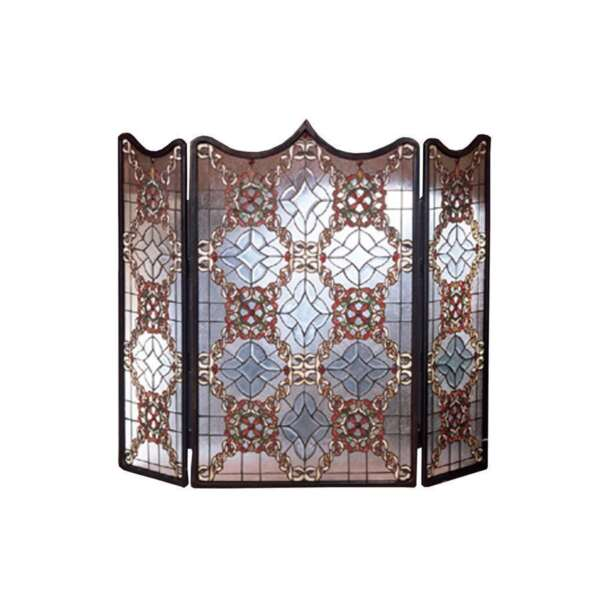 Meyda Lighting Fireplace Screen - 48092