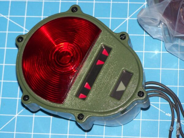 Light Military for M998 M35 M151A2 Jeep M116 Stop Turn Composite Truck Trailer