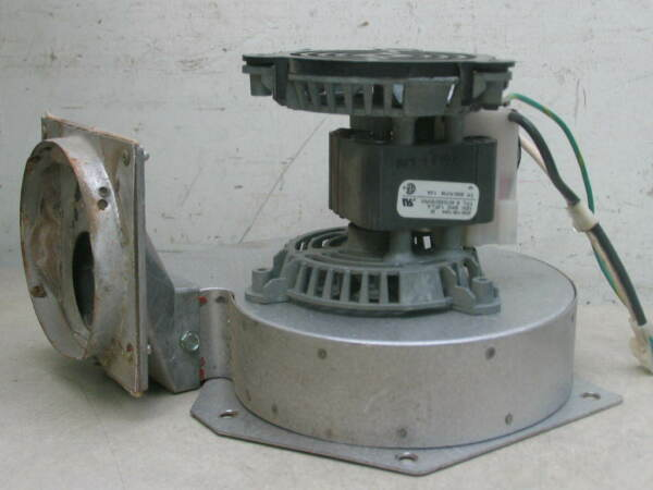 JAKEL J238 138 1344 Draft Inducer Blower Motor Assembly 3000 RPM $70.00