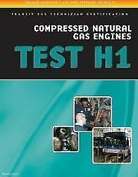 H1 ASE Test Transit Bus Compressed Natural Gas Home Study Test Exam Prep Guide $24.95