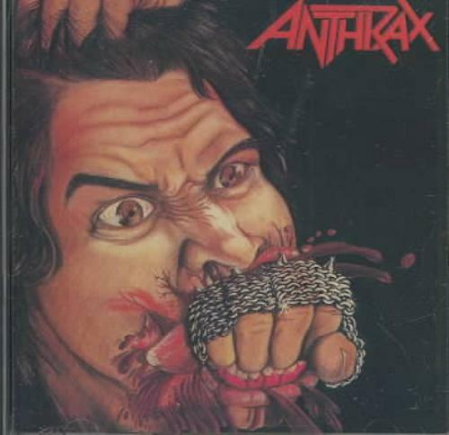 ANTHRAX FISTFUL OF METAL NEW CD $9.28