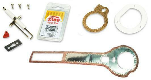 Weil Mclain 383 500 605 Maintenance Kit for Ultra Gas Boilers Sizes 80 And 105 $60.06