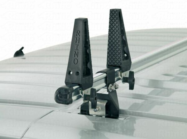 VW T6 2015 gt; Rhino Roof Bar Load Stops 3 Pair RALS3 GBP 55.95