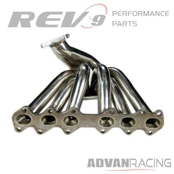 T4 Turbo Manifold Stainless for Supra 2JZ GTE Bolt On Performance Exhaust Header