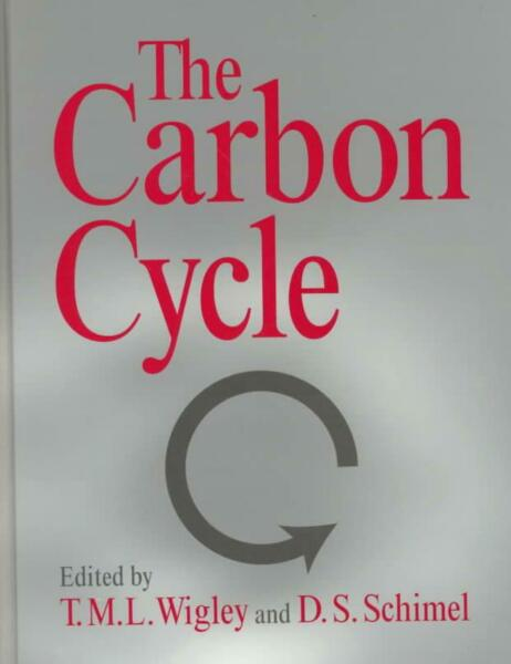 The Carbon Cycle by T.m.l. Wigley English Hardcover Book Free Shipping $146.38