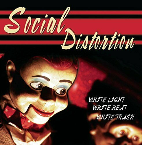 Social Distortion : White Light White Heat White Trash Punk 1 Disc CD $4.81