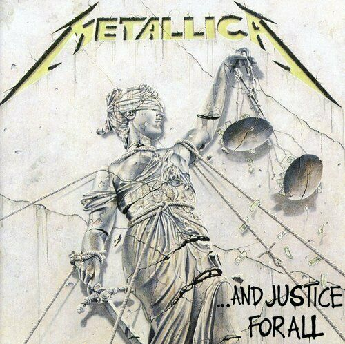 Metallica : And Justice for All Heavy Metal 1 Disc CD $6.98