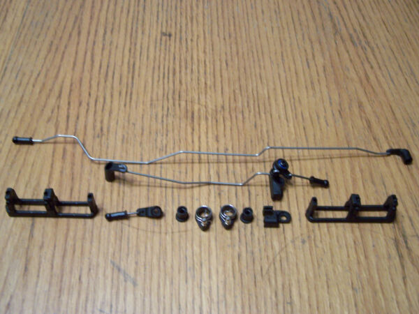 Traxxas 1 10 Summit Linkage 2065 Servo Horns Toppers Mounts Differential T Lock