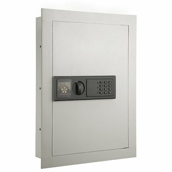 Paragon 7750 Electronic Wall Lock and Safe, Hidden Large Safe For Jewelry New