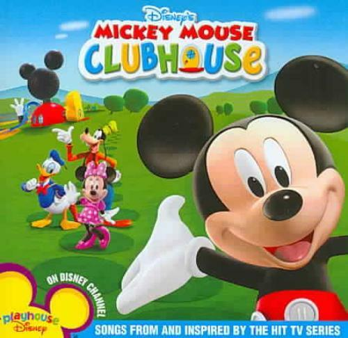DISNEY - DISNEY JUNIOR: MICKEY MOUSE CLUBHOUSE NEW CD