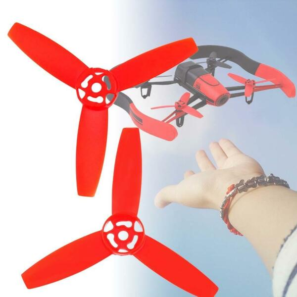 Propellers Main Blades Rotors Props Parts for Parrot Bebop Drone 3.0 red new LN