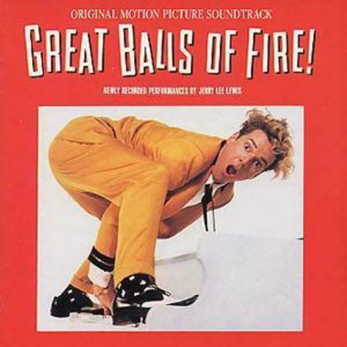 Various : Great Balls Of Fire: Original Motion Picture Soundtrack CD (1999)