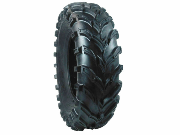 New 6 Ply MASSFX 25x8-12 Front Tire Atv 25