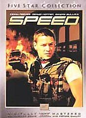 Speed (Five Star Collection) DVD