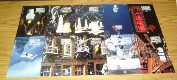 Cerebus #151-200 VFNM complete mothers & daughters storyline - dave sim (1-50)