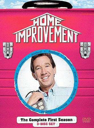 Home Improvement: The Complete First Sea DVD