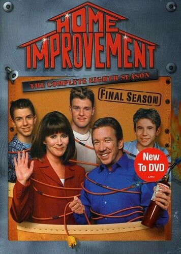 Home Improvement: The Complete Eighth Se DVD