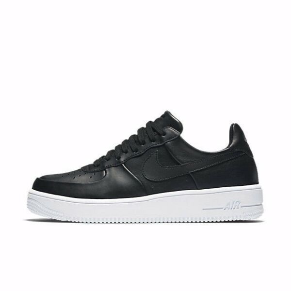 Nike Air Force 1 One Low Ultraforce Leather Black White 845052-001 7.5-13