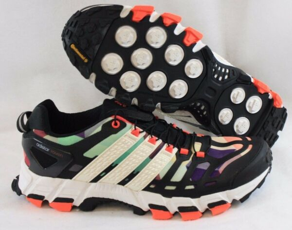 NEW Mens Sz 9 ADIDAS adistar Raven 3 B26551 Multi-color Trail Sneakers Shoes