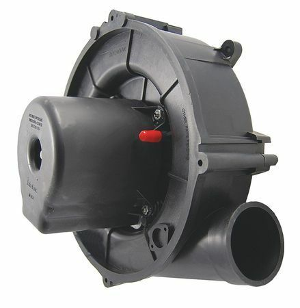 PACKARD 66338 Induced Draft Furnace Blower 115V