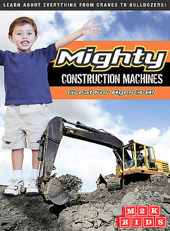 Mighty Construction Machines DVD