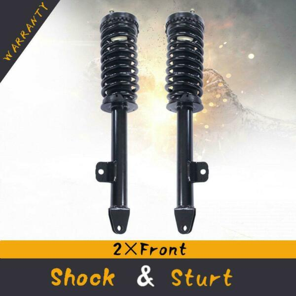 New Pair Complete Front Strut Assemblies For Dodge Charger Magnum Chrysler 300