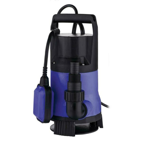 12HP 2000GPH Submersible Dirty Water Pump Flooding Swimming Pool Portability
