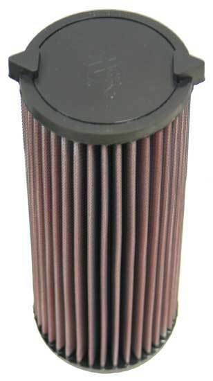 E-2018 K&N Replacement Air Filter MERCEDES BENZ C200 & C220 (KN Round Replacemen