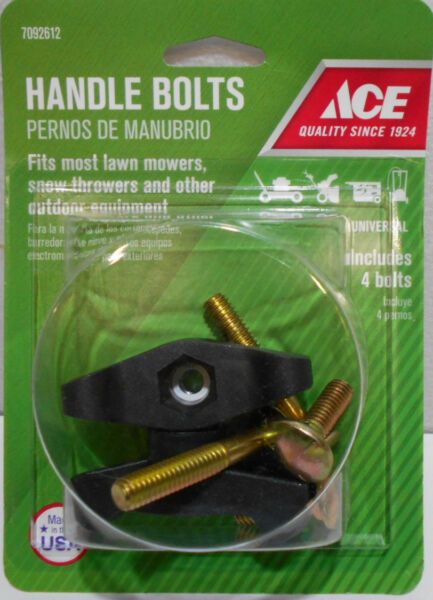 Universal Mower & Snow Thrower Handle Stay Bolt Kit 7092612