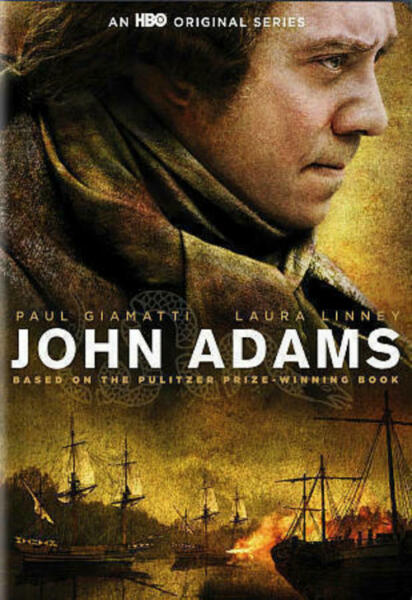 John Adams (DVD 2016 3-Disc Set) NEW