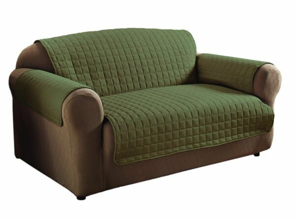 Innovative Textile Solutions Ultimate Furniture Protector Sofa Sage $34.99