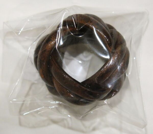 Boy Scout Replacement WOOD BADGE NECKERCHIEF SLIDE WOGGLE Scout Leader Gilwell