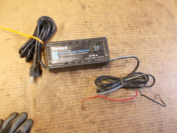 1980 Yamaha XS850 XS 850 Die Hard Motorcycle Battery Charger Maintainer $7.69