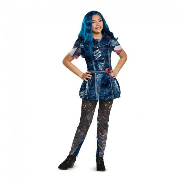 Disguise Disney Descendants 2 Evie Classic Isle Child Halloween Costume 23933