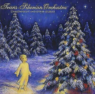 Trans Siberian Orchestra : Xmas Eve amp; Other Stories Xmas Instrumental 1 Disc CD