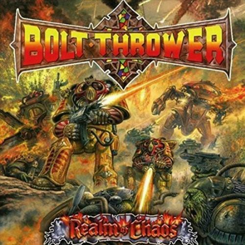 BOLT THROWER REALM OF CHAOS NEW VINYL