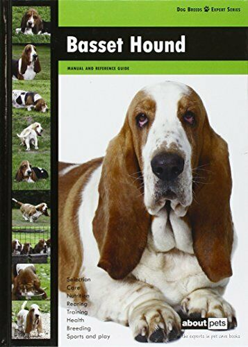 Basset Hound Dog Breed Expert Series by About Pets Paperback Book The Fast $9.10