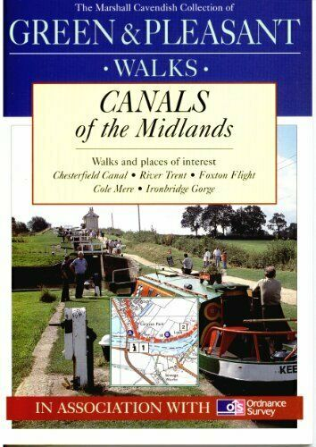 Canals of the Midlands (Green & pleasant walks) by UNKNOWN Paperback Book The