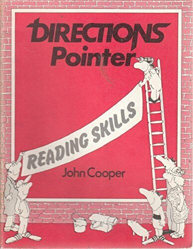 Directions: Pointer Reading Skills by Cooper John Paperback Book The Fast Free