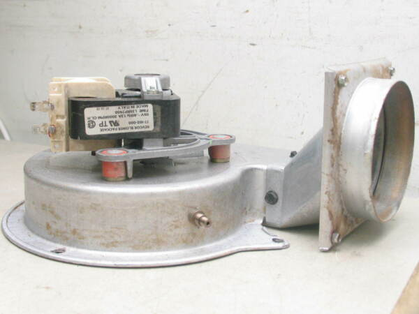 Goodman B4059001 Draft Inducer Blower Motor Assembly 77-102-000