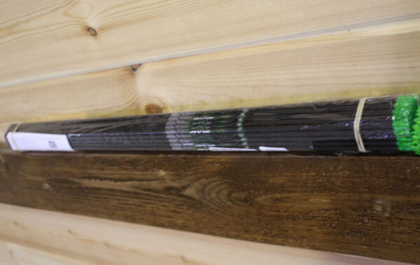 New 12 Easton Axis Carbon 400 5mm Arrow Shafts amp; HIT Inserts Full Length Shafts $119.99