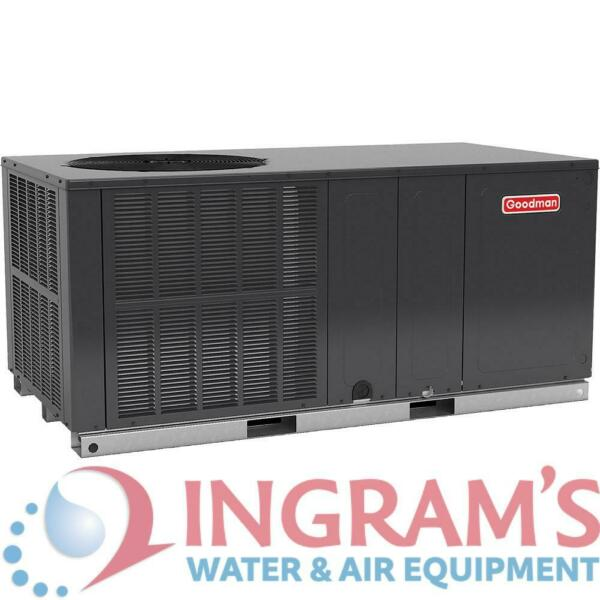Goodman 16 SEER 4 Ton Heat Pump Package Unit - GPH1648H41