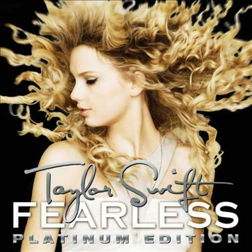 LP TAYLOR SWIFT FEARLESS NEW VINYL
