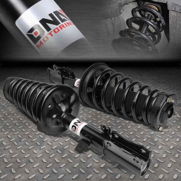 FOR 92-96 TOYOTA CAMRYAVALON SUSPENSION REAR STRUTS COIL SPRING SHOCK ASSEMBLY