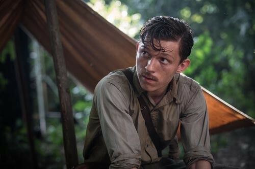 Holland Tom [The Lost City of Z] (62616) 8x10 Photo